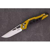 Нож складной Sanrenmu SRM 9225-GJ, оранжевый