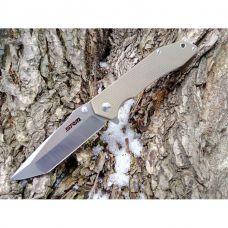 Нож складной Sanrenmu SRM 9002-GW